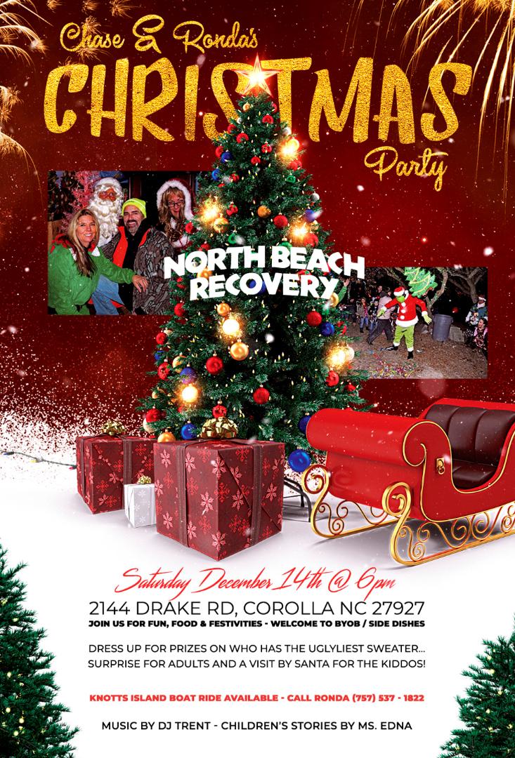 Christmas Flyer 2019
